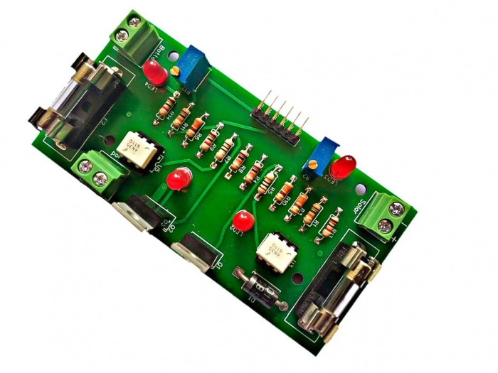 12v battery charger circuit with overcharge protection and Deep discharge Protection 1