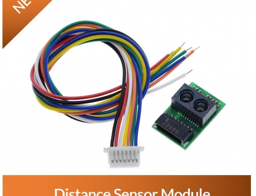GP2Y0E03 Distance Sensor For Arduino   Code   Review   Price   Specifications